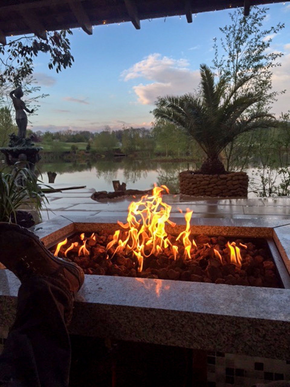 The Boathouse Firepit